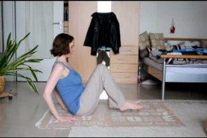 Hüftspeck heeft te gaan - met deze oefeningen je een slanke taille te krijgen