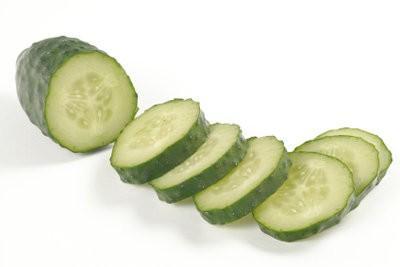 Met komkommer Vitaminen verbruiken - kennen en verwerking voorstellen